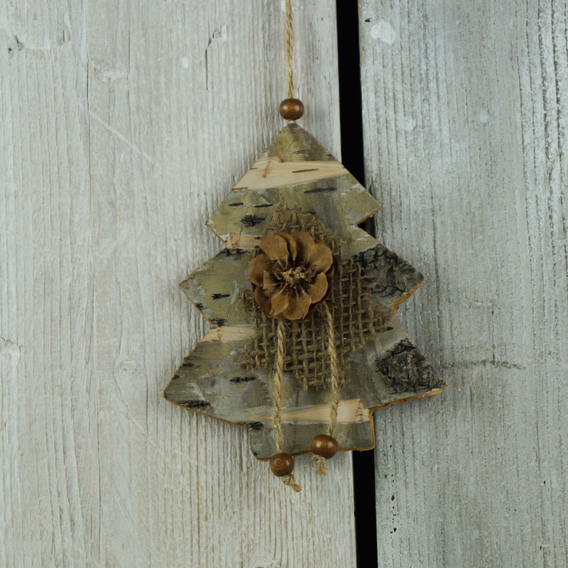 Christmas Tree Satchville Gift Co Shabby Chic