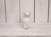 This pretty owl decoration would look wonderful in your home!