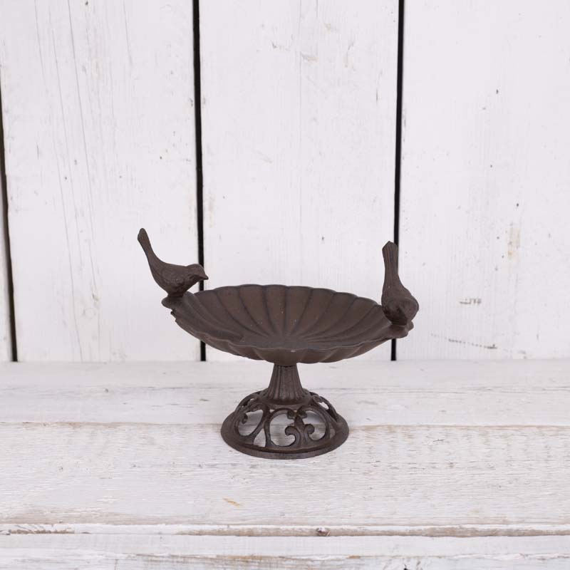 Cast Iron Bird Feeder detail page