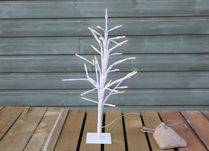 White LED Small Tree detail page