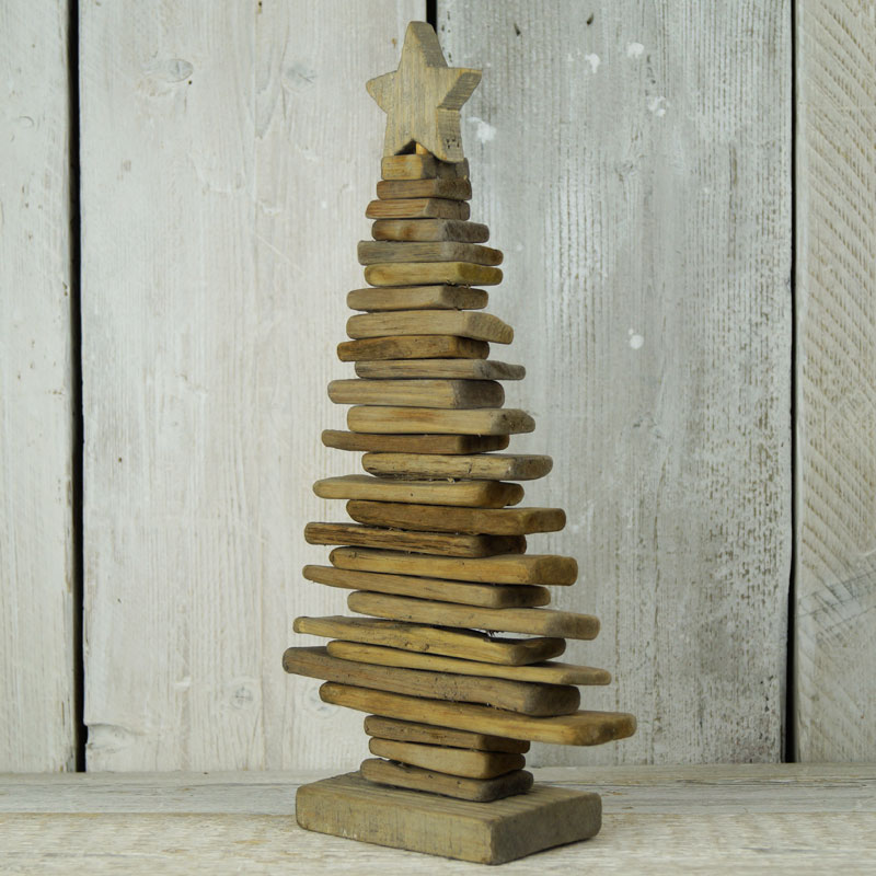 Christmas Tree From Wood: Satchville Gift Co - Christmas Tree