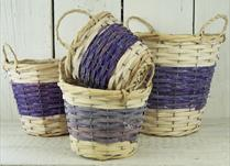 Coloured Baskets detail page