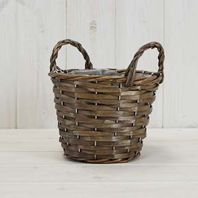 Willow Core Eared Basket 16 cm