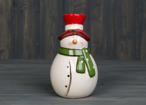 Large Ornamantal Snowman