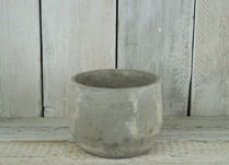 Lovely stone pot for planting