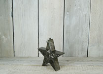 Christmas Star Tealight Holder