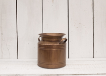 Gorgeous copper churn, perfect home accessory!