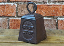 Cast Iron Door Stop detail page