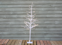 Small LED Christmas Tree