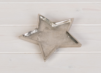 Metal Tray in the Shape of a Star