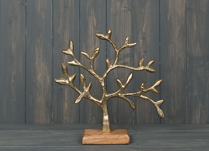 Gold Tree of Life 31cm detail page