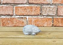 Small Stone Hedgehog