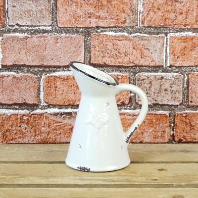 Butterfly Ceramic Jug