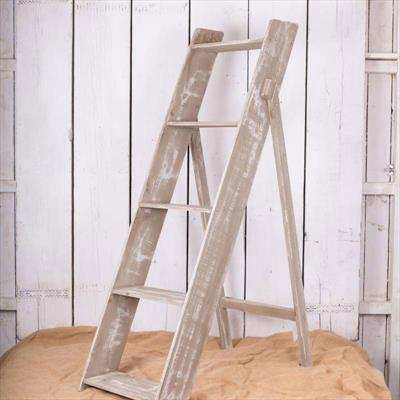 Decorative Step Ladder Display Stand