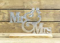 MR & MRS Word Set