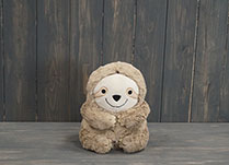 Sloth Teddy Bear Doorstop detail page