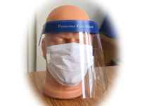 Personal Protective Face Shield