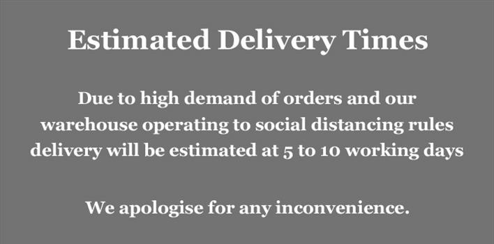 Delivery 5-10 working days
